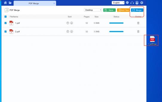 如何将多个PDF合并为一个文档