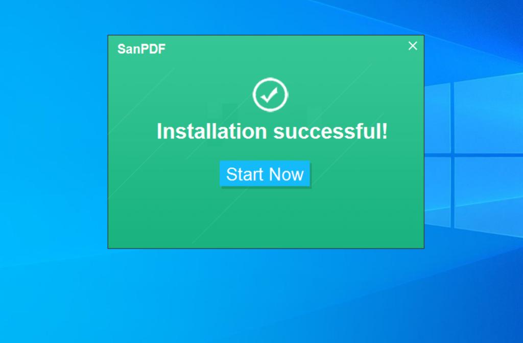 SanPDF转换器