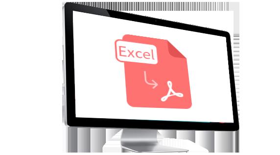 如何将Excel转换成PDF?